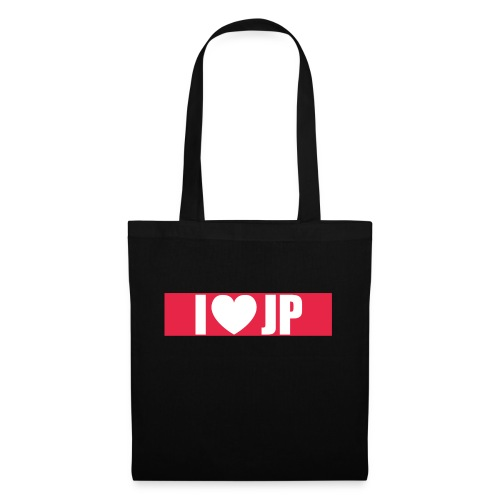 I heart JP - Stoffbeutel