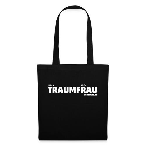 supatrüfö TRAUMFRAU - Stoffbeutel
