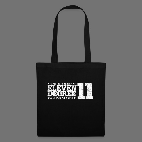 eleven degree white (oldstyle) - Tote Bag