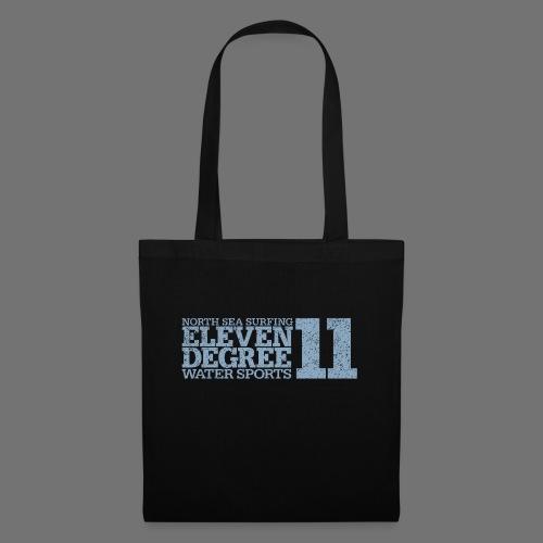 eleven degree light blue (oldstyle) - Tote Bag