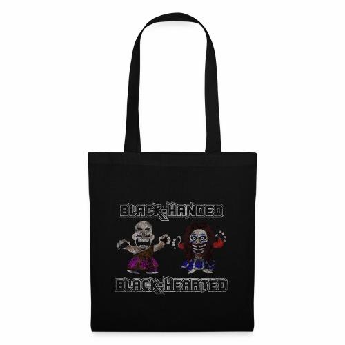 Black-Handed, Black-Hearted - Tote Bag