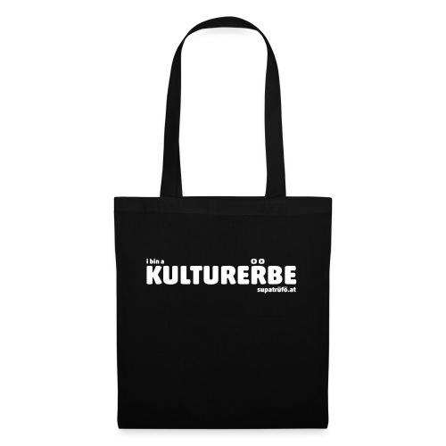 supatrüfö KULTURERBE - Stoffbeutel