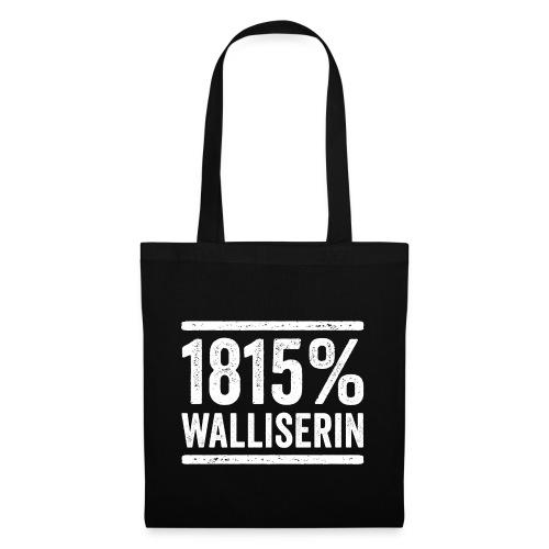 1815% WALLISERIN - Stoffbeutel