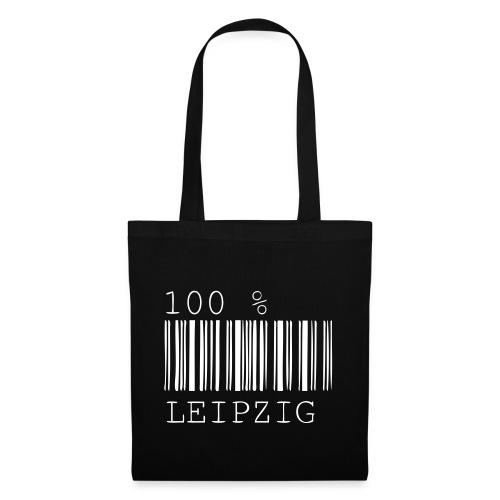 100 % Leipzig - Stoffbeutel