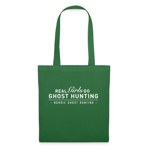 Real girls go ghost hunting - Tygväska