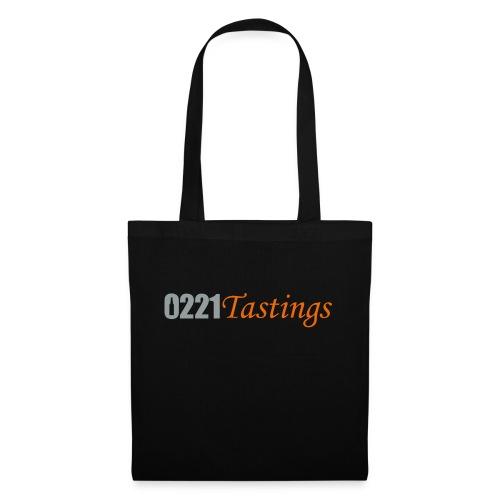 0221 Tastings - Stoffbeutel