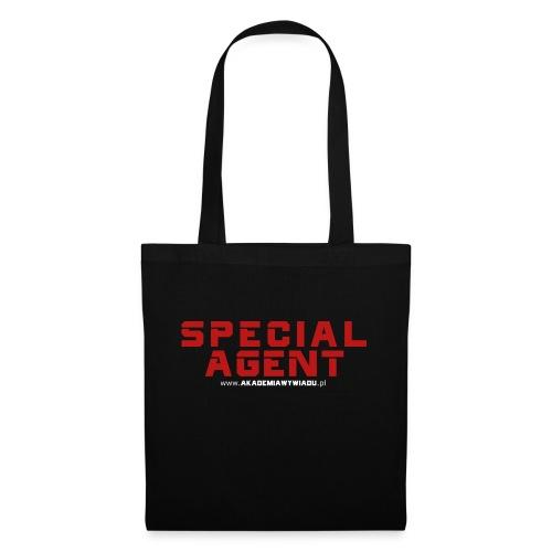 Emblemat Special Agent marki Akademia Wywiadu™ - Torba materiałowa