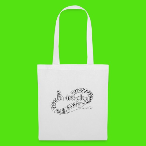 La Rocka black'n'white tp - Tote Bag