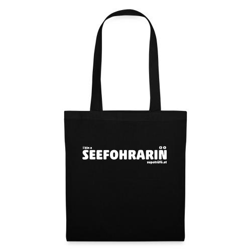 supatrüfö SEEFOHRAIN - Stoffbeutel