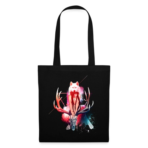 Queen of the Wolves png - Sac en tissu