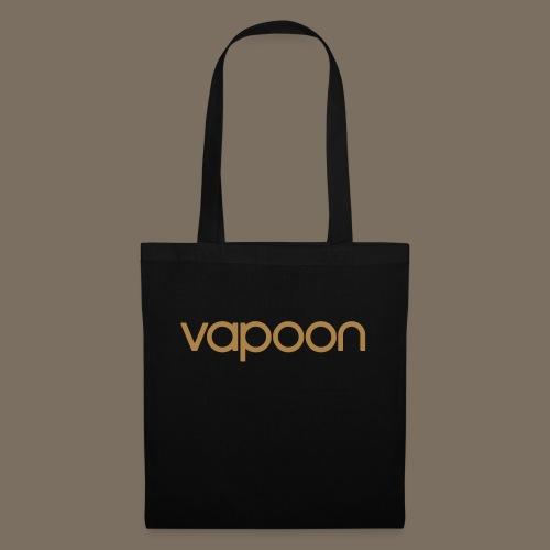 Vapoon Logo simpel 01 - Stoffbeutel