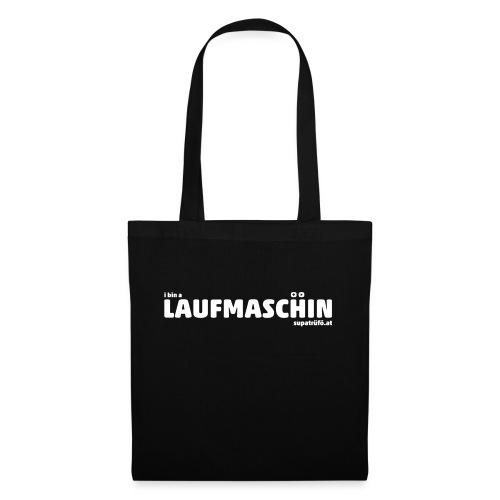 supatrüfö LAUFMASCHIN - Stoffbeutel
