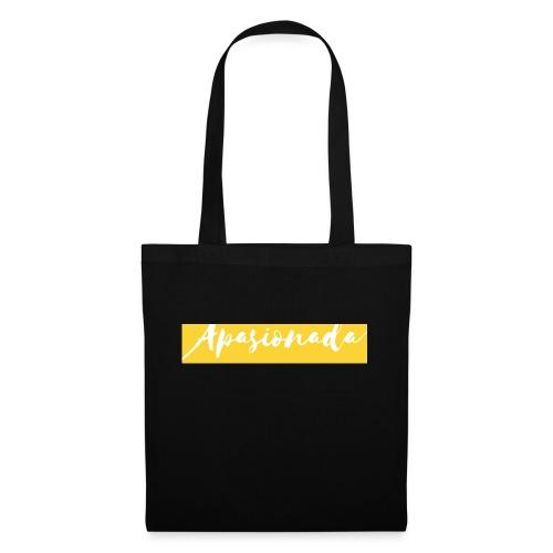 Colorful Amarillo- apasionada - Bolsa de tela