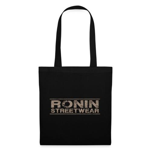 RONIN streetwear V03 - Sac en tissu