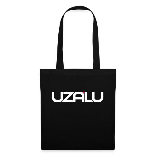 uzalu Text Logo - Tote Bag
