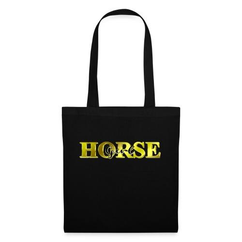 Horsegirl Reiten Pferde Geschenk - Stoffbeutel