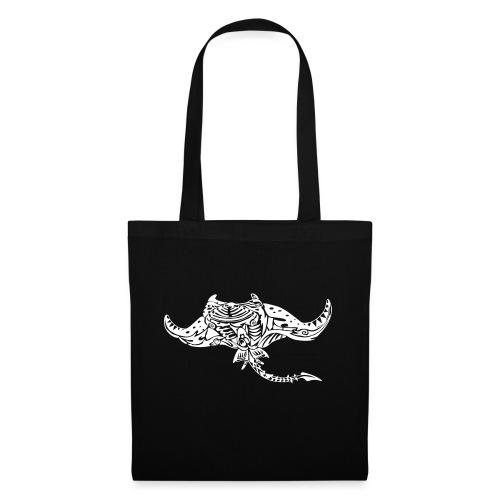 The giant manta - Tote Bag