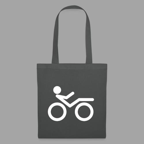 Recumbent bike white 2 - Kangaskassi