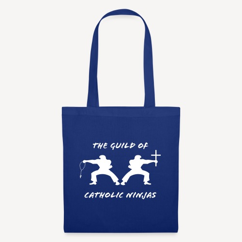 THE GUILD OF CATHOLIC NINJAS - Tote Bag