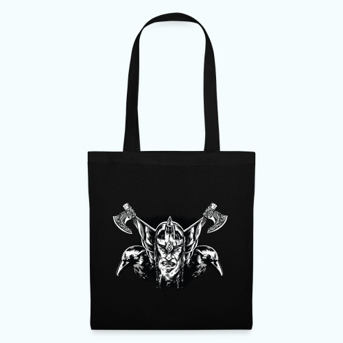 Viking ravens nordic - Tote Bag