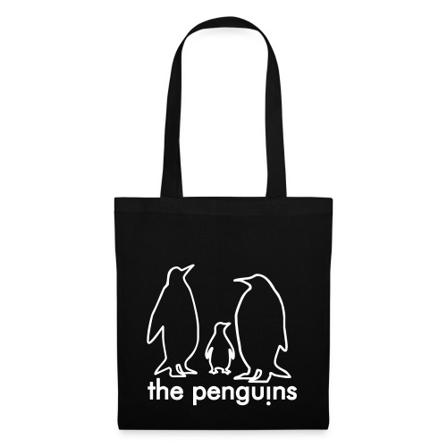penguins - Tote Bag