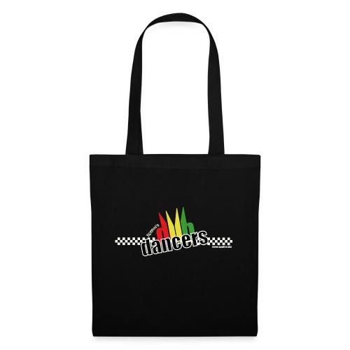 Spahni's Dub Dancers negatif - Tote Bag