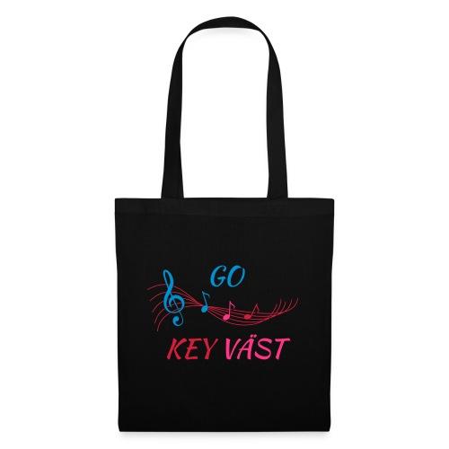 Go Key Vast svart - Tygväska