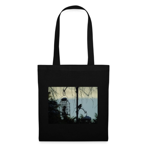 A winter bird - Tote Bag