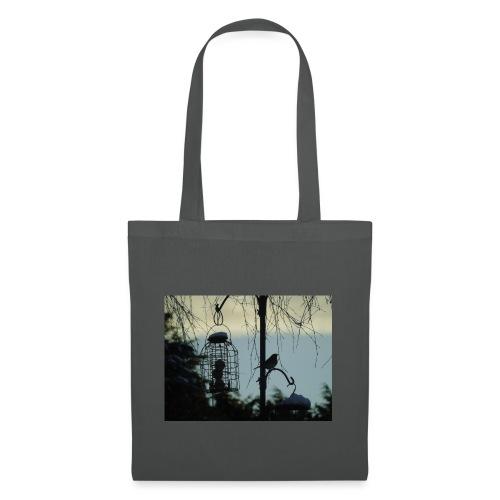 A winter bird - Tote Bag