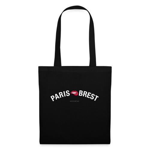 paris brest 01 blanc - Tote Bag