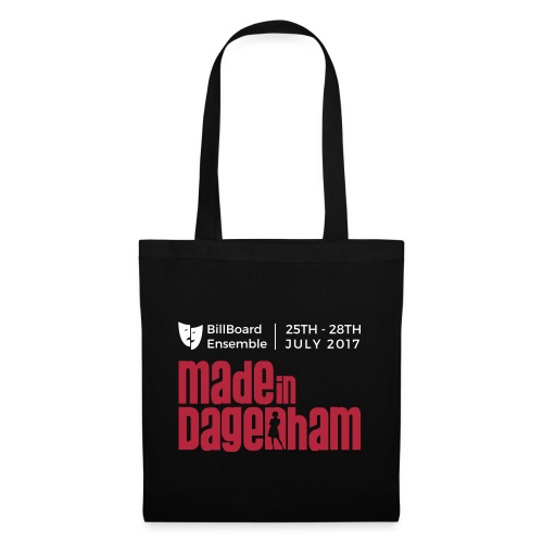 Made in Dagenham Vector - Tote Bag