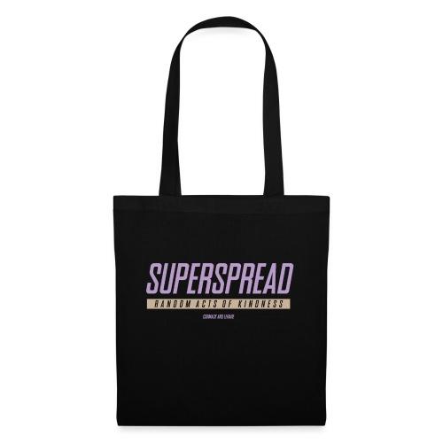 Superspread - Stoffbeutel