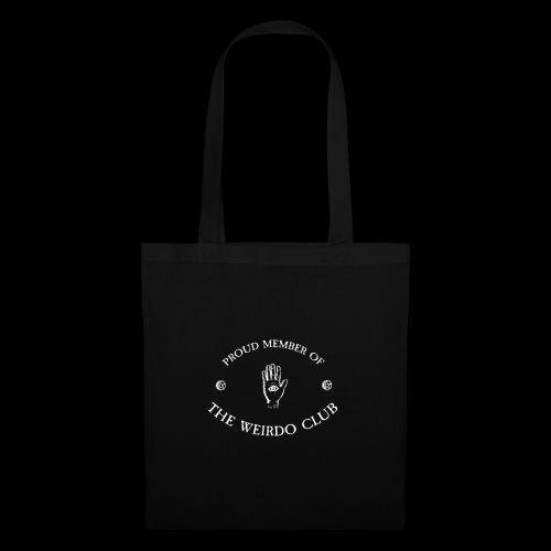 weirdoclub png - Tote Bag