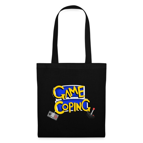 Game Coping Logo - Tote Bag