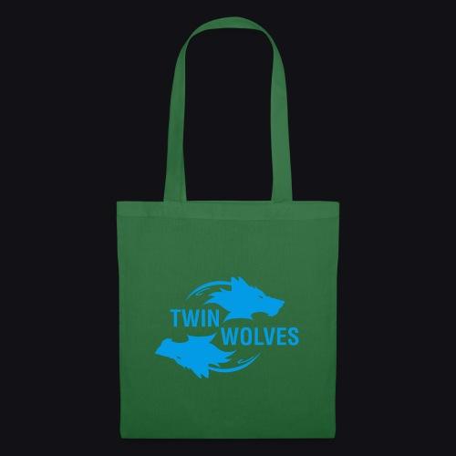 Twin Wolves Studio - Borsa di stoffa