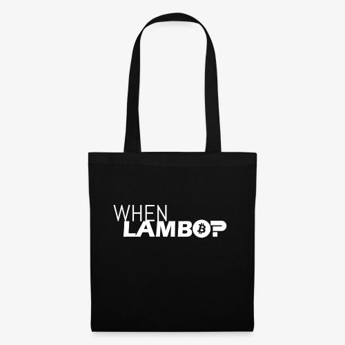 HODL-when lambo-w - Tote Bag