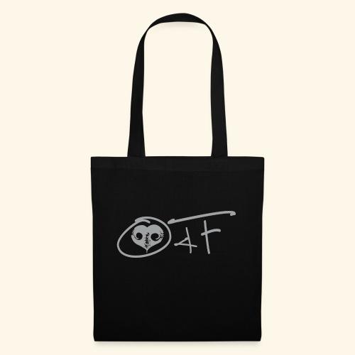 O4F GRIGIO - Borsa di stoffa