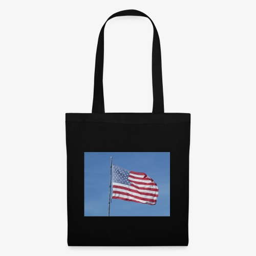 USA Flagge - Stoffbeutel