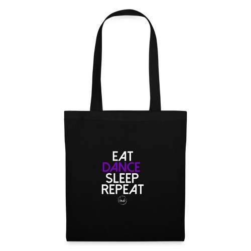Eat dance sleep repeat 2 - Tote Bag