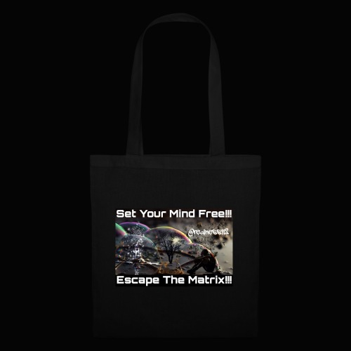 Escape The Matrix!! Truth T-Shirts!!! #Matrix - Tote Bag
