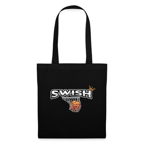 The king of swish - For basketball players - Tote Bag