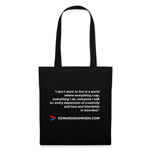 design_4_white - Tote Bag