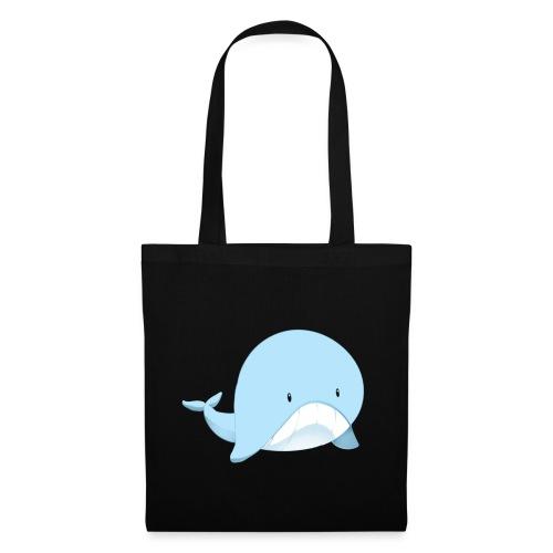 Whale - Borsa di stoffa