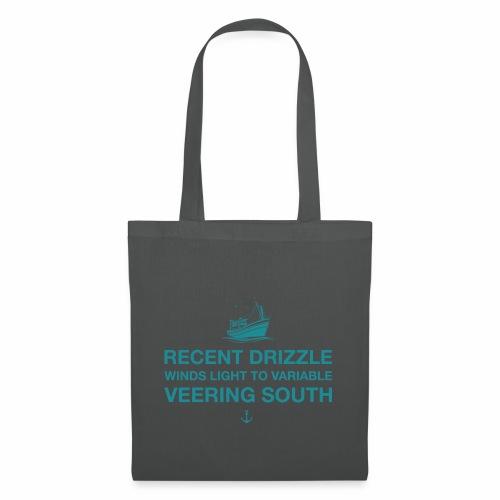 Recent Drizzle - Tote Bag
