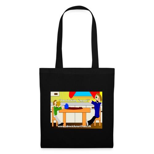 bib - Tote Bag