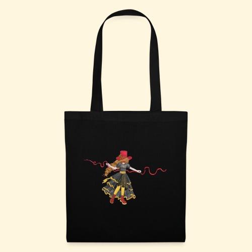 Ladybird - La célèbre uchronaute - Sac en tissu