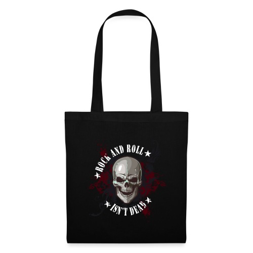 Rock and Roll isn´t dead - Bolsa de tela
