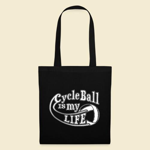 Radball | Cycle Ball is my Life - Stoffbeutel