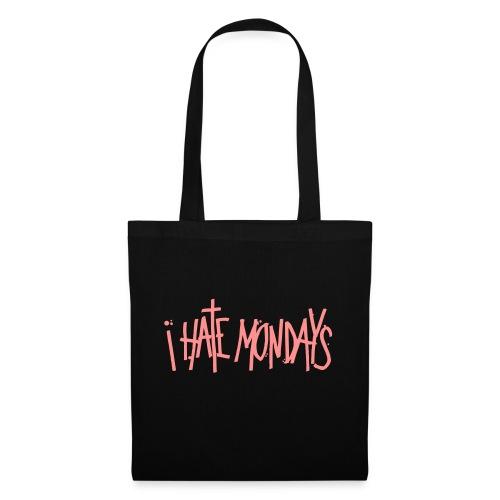 Lundi, je déteste lundi - Sac en tissu