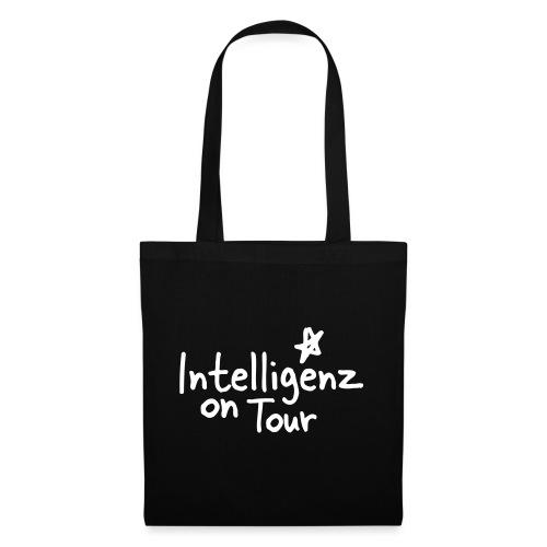 Nerd Shirt Intelligenz on Tour - Stoffbeutel